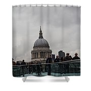 St. Paul's Shower Curtain