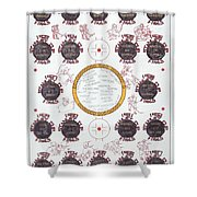 Stanley Cup Poster Shower Curtain