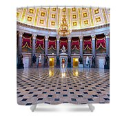 Statuary Hall Shower Curtain