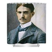 Stephen Crane (1871-1900) Shower Curtain