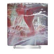 String Theory - Praise Shower Curtain