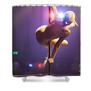 Strippers Club  Shower Curtain