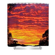 Stunning Sunset Shower Curtain