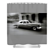 The Zen Of Havana Shower Curtain