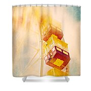 Summer Dreams Shower Curtain by Amy Weiss