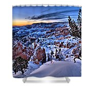 Sunrise At Bryce Shower Curtain