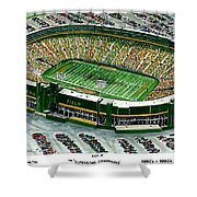 Superbowl Champions Shower Curtain