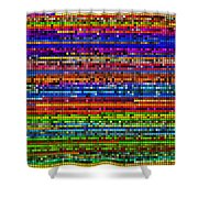 Swatcher 1 Shower Curtain