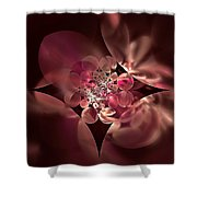 Tender Moments Shower Curtain