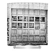 Texas Junk Co. Shower Curtain