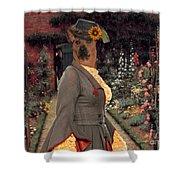Thai Ridgeback Art Canvas Print Shower Curtain