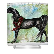 The Champion Shower Curtain