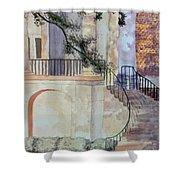 The Cistern Shower Curtain