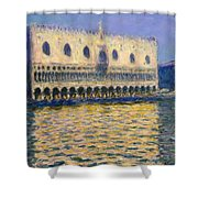 The Doges Palace Shower Curtain