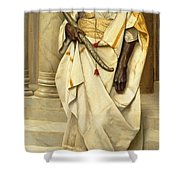 The Emir Shower Curtain