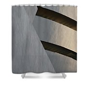 The Guggenheim Shower Curtain