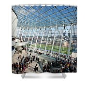The Kauffman Center For Performing Arts Shower Curtain