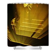 The Light... Shower Curtain