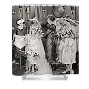 The Power Within, 1921 Shower Curtain
