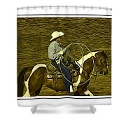 The Roper Shower Curtain