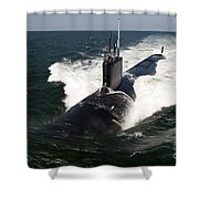 The Virginia-class Attack Submarine Uss Shower Curtain