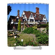 The Weavers Southborough Kent Shower Curtain