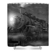 The Yard II Shower Curtain
