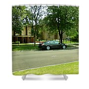 Third Unitarian Church Of Chicago Shower Curtain