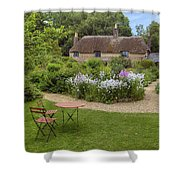 Thomas Hardy's Cottage Shower Curtain