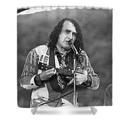 Tiny Tim Shower Curtain
