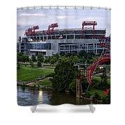 Titans Lp Field Shower Curtain