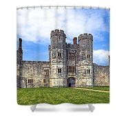 Titchfield Abbey Shower Curtain