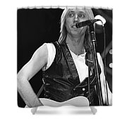 Tom Petty And The Heartbreakers Shower Curtain