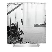 Torpedo, 1913 Shower Curtain