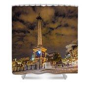 Trafalgar Square Shower Curtain
