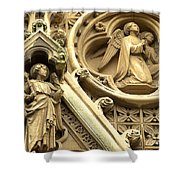 Truro Cathedral Shower Curtain