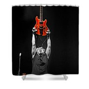 First Tube Shower Curtain