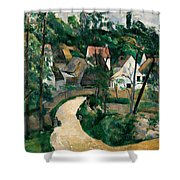 Turn In The Road Shower Curtain