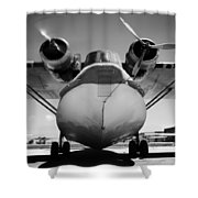 United States Navy Pby Catalina 1942 Shower Curtain