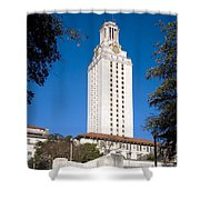 University Of Texas At Austin Shower Curtain