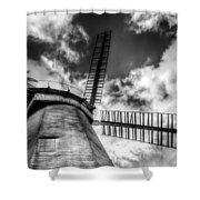 Upminster Windmill Essex Shower Curtain