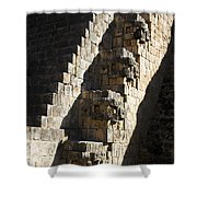 Uxmal Maya Ruins Shower Curtain