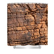 Valley Of Fire State Park Nevada Shower Curtain