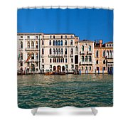 Venice Grand Canal View Italy Shower Curtain