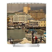 Victoria And Albert Waterfront Shower Curtain