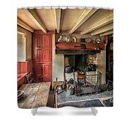 Victorian Cottage Shower Curtain