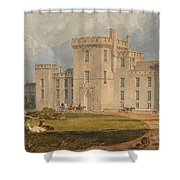 View Of Hampton Court Shower Curtain