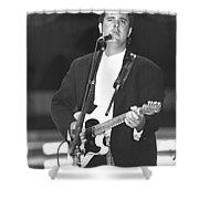 Vince Gill Shower Curtain