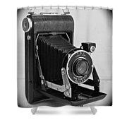 Vintage Kodak Shower Curtain