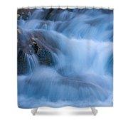 Virgin River Rapids Shower Curtain